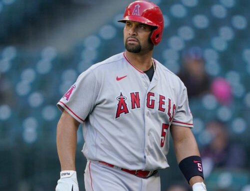 Albert Pujols, despedido por los Angels